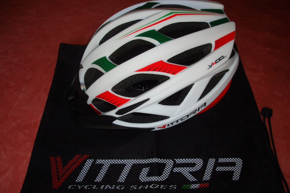 Le casque Vittoria V400