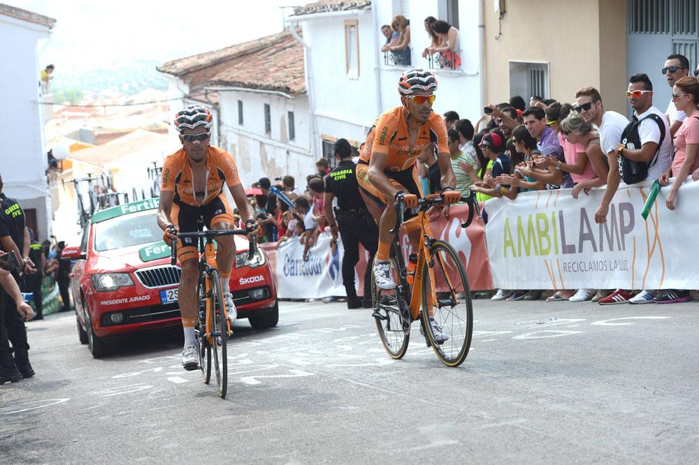 Gorka Verdugo et Egoi Martinez