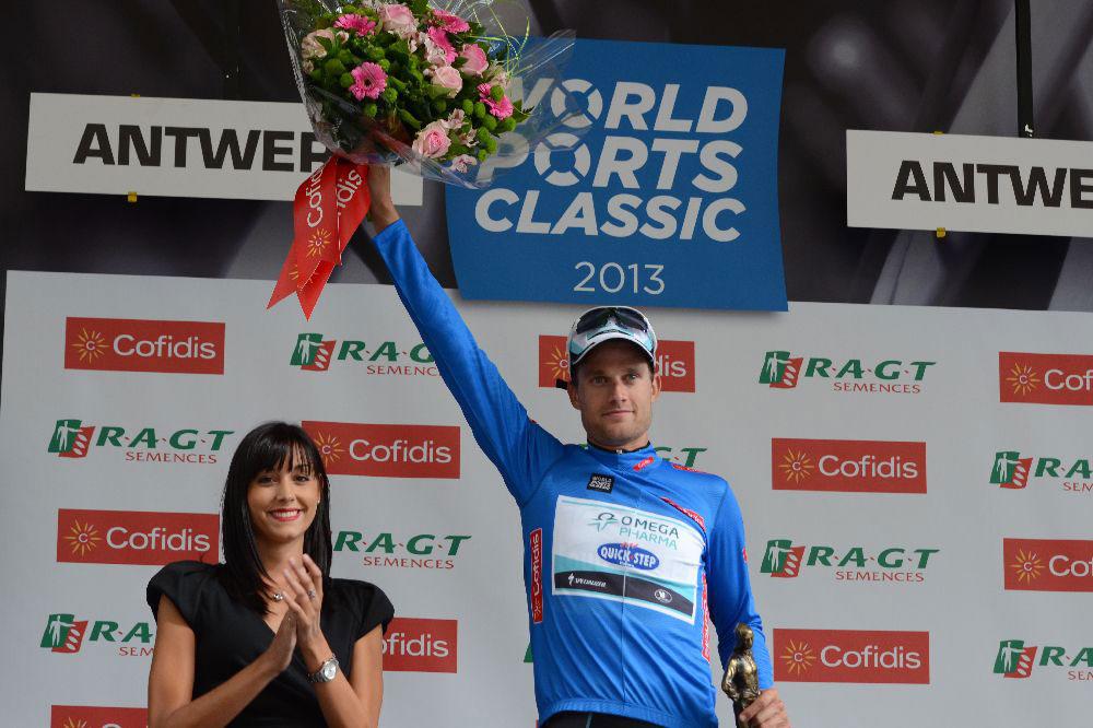 Nikolas Maes est le second coureur à s'adjuger la World Ports Classic