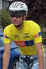 Yoann Barbas habitué au jaune dans le Loiret