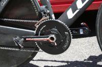 Vélo de contre la montre - Cofidis