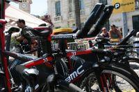 Vélo de contre la montre - BMC Racing Team