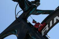 Vélo de contre la montre - Astana