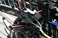 Vélo de contre la montre - Team Saxo-Tinkoff