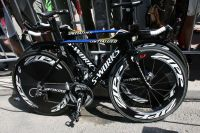 Les vélos de CLM du Tour