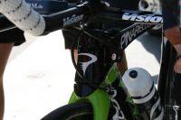 Vélo de contre la montre - Movistar Team