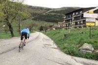 L'entrée dans l'Alpe d'Huez