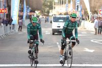 Franck Bouyer et Thomas Voeckler