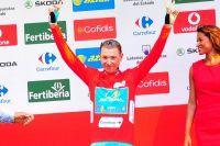 Janez Brajkovic endosse le premier maillot rouge de la 68ème édition