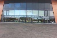 Bienvenue au vélodrome de Saint-Quentin !