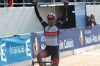 Fabian Cancellara remporte Paris-Roubaix pour la 3ème fois