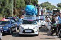 La caravane Alcatel