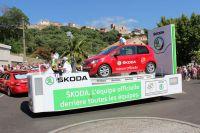 La caravane Skoda