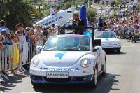 La caravane Air Corsica