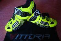 Tests des chaussures Vittoria Hora Evo et du casque V400