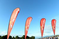 Qu'il est beau le ciel bleu de la Vuelta !