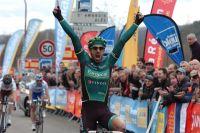 Jérôme Cousin remporte l'étape