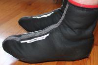 Test des couvre-chaussures Bontrager