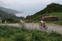 Des panoramas saisissants sur la Cyclo'Corse