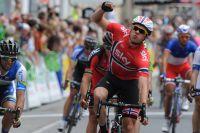 Edvald Boasson-Hagen peut lever le poing