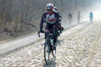 Fabian Cancellara reconnaît les pavés de l'Enfer