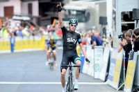 Chris Froome s'impose à Valmorel