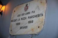 C'est à Naples qu'est née la pizza Margherita