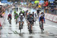 Mark Cavendish est encore le plus adroit au sprint