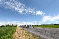 Le peloton du Giro entame le jour le plus long