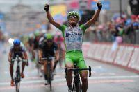 Enrico Battaglin triomphe sous la pluie