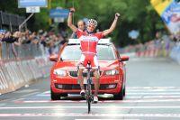 Maxim Belkov triomphe