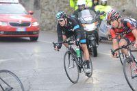 Bradley Wiggins en déroute dans les descentes humides du Giro