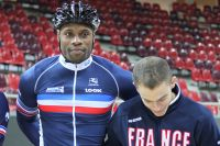 Baugé retrouve l'équipe de France