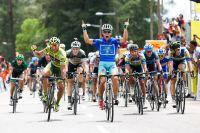 Andrea Guardini lève enfin les bras au Tour de Langkawi