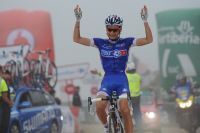 Kenny Elissonde remporte l'étape de l'Angliru !