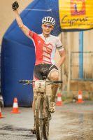 Jaroslav Kulhavy vainqueur sous la pluie