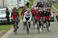 Philippe Gilbert et les BMC Racing Team s'entraînent