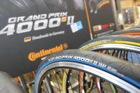 Le nouveau Continental Grand Prix 4000 S II