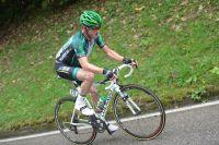 Thomas Voeckler lancé dans un numéro au Tour de Lombardie