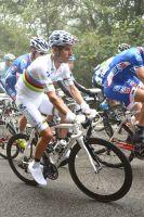 Rui-Alberto Faria Da Costa étrenne son maillot de champion du monde