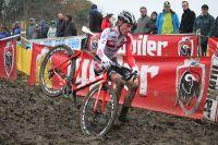 Mathieu Van Der Poel rattrape le temps perdu