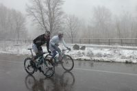 Des conditions extrêmes sur Milan-San Remo