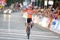 Marianne Vos reste championne du monde