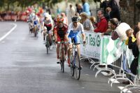 Vincenzo Nibali offensif à Florence