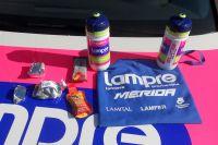 La musette de Lampre-Merida