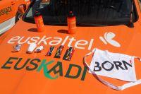 La musette des Euskaltel-Euskadi