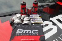 La musette des BMC Racing Team