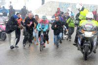 Vincenzo Nibali porté par tous les tifosi