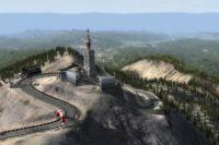 Le Mont Ventoux presque aussi vrai que nature