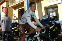 Domenico Pozzovivo porte ses nouvelles couleurs